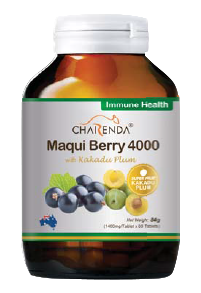 Maqui Berry health product